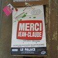 Merci Jean-Claude de Camille saféris
