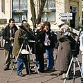 Eclipse partielle de soleil - 29 mars 2006