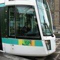 Le tramway de paris