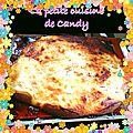 Tarte au sucre cannelle fromage blanc :) (recette tm)