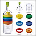 Bouteille <b>Bin</b> <b>8</b> - <b>8</b> Accessoires - Bento and Co - + VIDEO