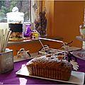 sweet table en cours