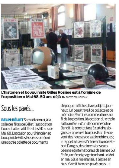 Sud-Ouest 29-05-2018