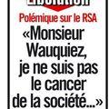 RSA : Le cancer ou la gangrène ?