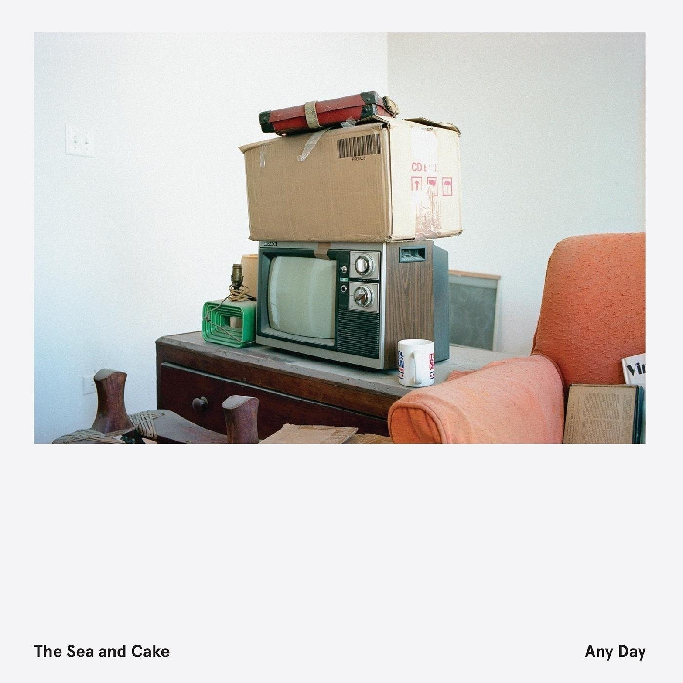 THE SEA AND CAKE – Any Day (2018)