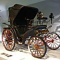 BENZ Victoria vis à vis 1893 Stuttgart (1)