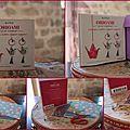 <b>Bijoux</b> Origami en <b>kit</b>