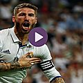 Video but ramos barcelone vs real madrid (1-1)