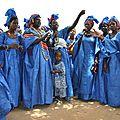 Chants Traditionnels des Femmes Maccubé - Festival Bamtaaré Lawré Gawdé Bofé