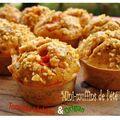 Mini-muffins de l'été