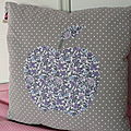 Coussin Apple