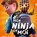 Mon <b>Ninja</b> et moi: un Toy Story danois malin et divertissant