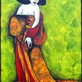 Rendez-vous d'une geisha...