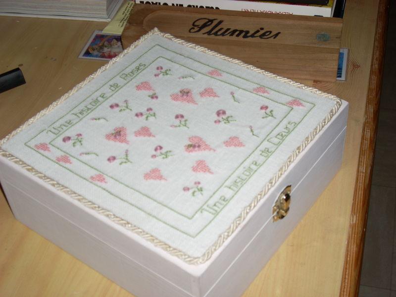 Boîte modèle Atalie