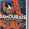 « samouraïs : au-delà des mythes », par julien peltier