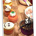 Inauguration de la boutique alice délice au centre commercial les passages à boulogne-billancourt - cupcakes au citron chantilly