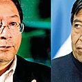 Le 3 mai nouvelles présidentielles en <b>Bolivie</b>