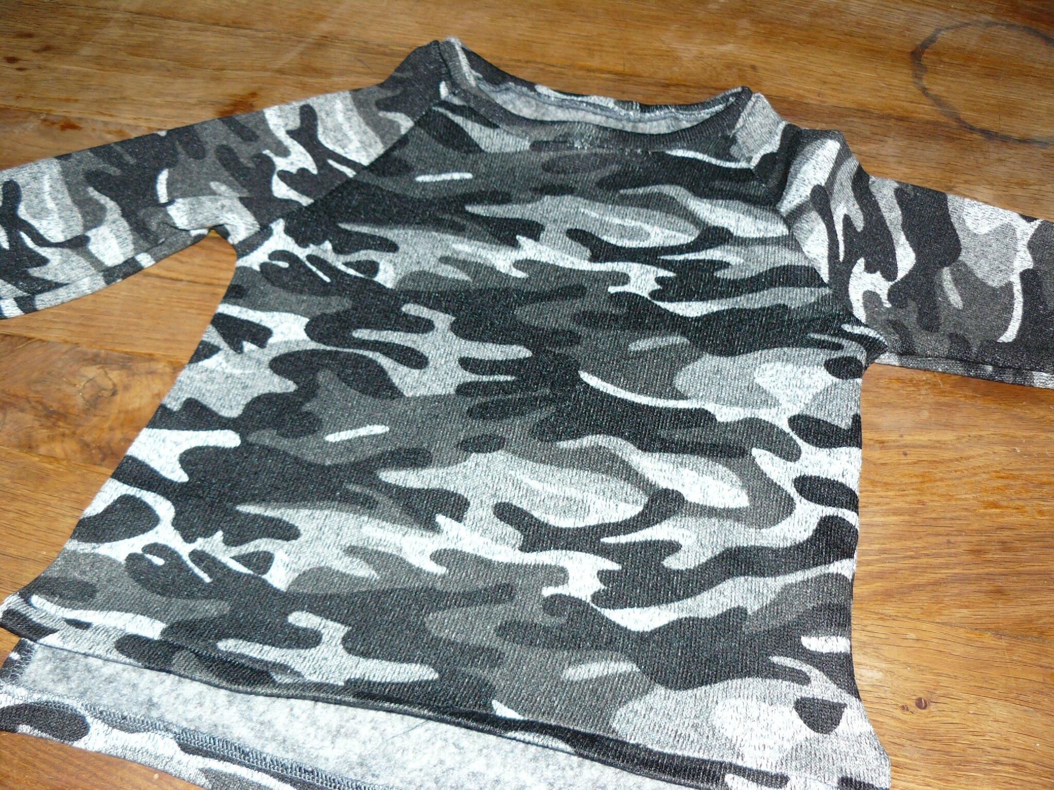 Le sweat-shirt Leonora de La Maison Victor