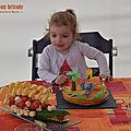 Ma Chouquette, 2 ans - #3 Les repas
