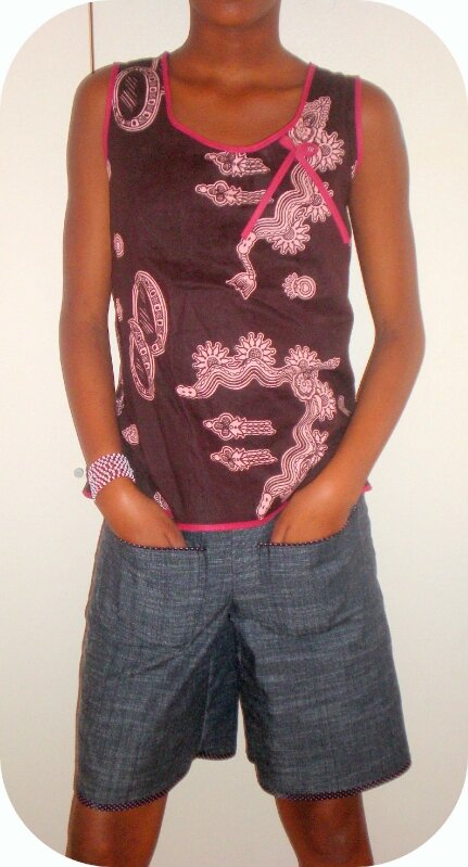 tenue taille 11 ans