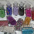 Les perles en <b>nail</b>-<b>art</b>