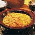 curry de crevettes doux