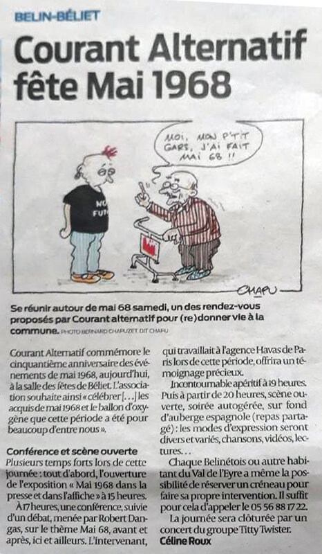 Sud-Ouest 25-05-2018
