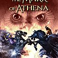 The Mark of Athena [The Heroes of Olympus #3] de <b>Rick</b> <b>Riordan</b>