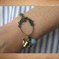 un ete au jardin bracelet 2