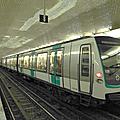 Spécial histoire du métro parisien