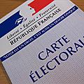 VOTER PAR PROCURATION POUR LA LISTE ÉCOLOGISTE & CITOYENNE