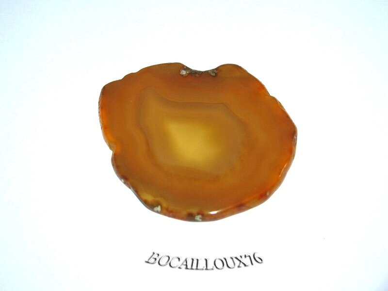 TRANCHE D'AGATE 45-50 (47x41x3) - 19