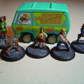 Zombies : le scooby gang !!!!!!!!