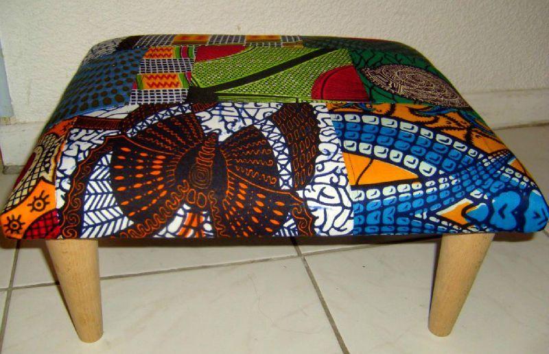 tissu africain patchwork