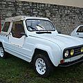 RENAULT JP4 Car Système 1979 Créhange (1)