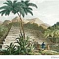 604 - Marae TO'OARA'I Papara <b>Tahiti</b>