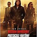 Mission Impossible 4 - Ghost protocole (Action, Thriller) <b>8</b>/<b>10</b>