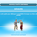 Les sims freeplay - séniors -