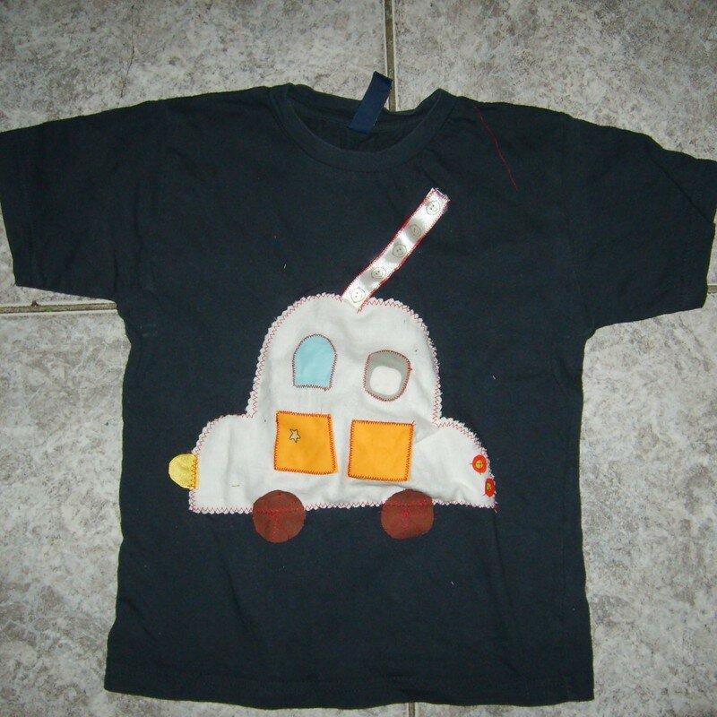 tee-shirt des Loisirs Créatifs (pour Thomas)