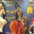 Funhouse tour 2009