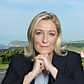 Point presse de marine le pen du 19/06/2017