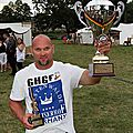 The 12 champions 11- robert fazekas from discus to caber