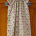Petite robe de printemps