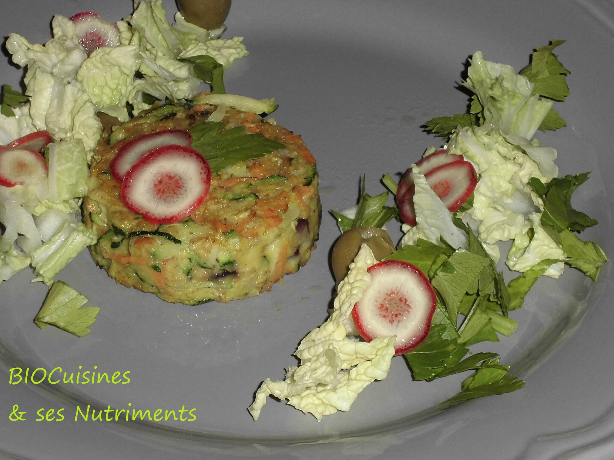 avoine carotte courgette curry