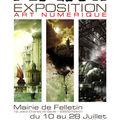 Exposition Kami - Eté 2009