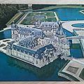 Chantilly - chateau
