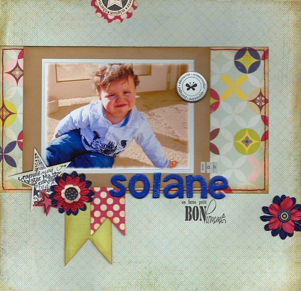 Solane