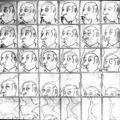 30 portraits d'un fumeur avant de partir en fumée