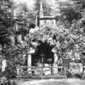 Saint Senoux, la Grotte de Lourdes