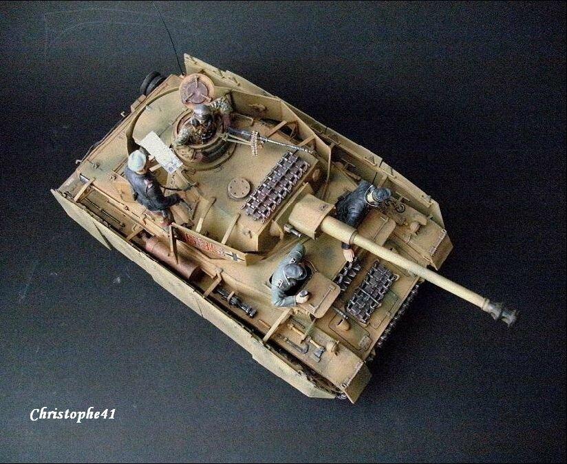 Panzer IV ausf. H de la H.J Pz. Div. en Normandie 1944 PICT0389